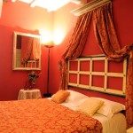"""Stanza del Cardinale"": a ruby-coloured gem of a room"